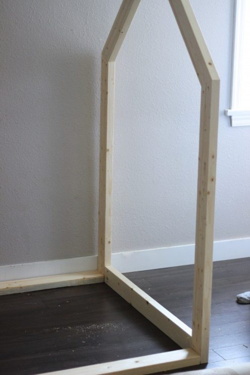 Built a House Bunk Bed, Bed Plans, Tutorial For Bunkbeds