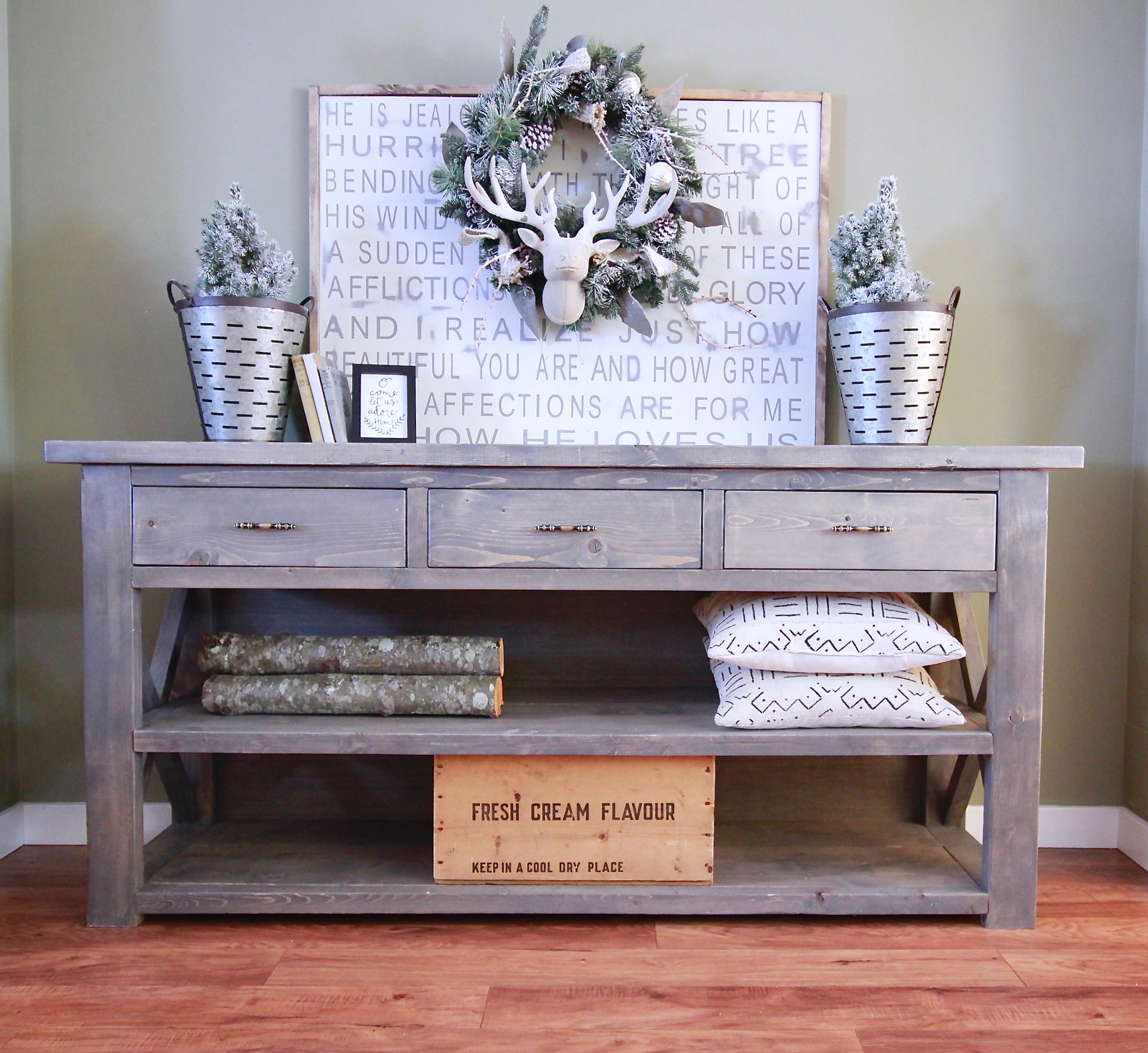 The Rugged Home, Home Decor And DIY Blog
