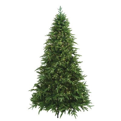 Where to buy the best christmas trees, roundup of the top 6 Christmas trees in US and Canada, Flocked, Green, Lit