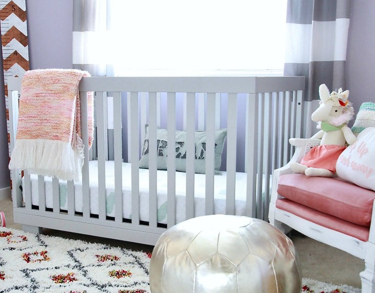 Brinley's Whimsical Room & Baby Update