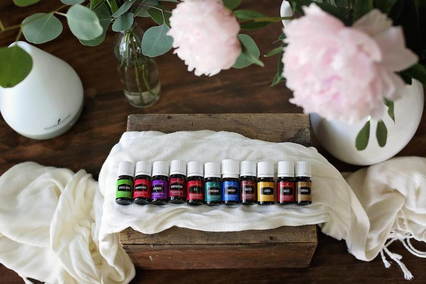 Premium Starter Kit From Young Living, How these oils changed my life