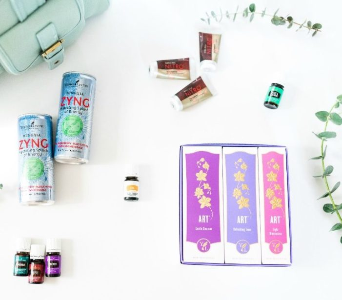 Favourite Chemical Free Products, Art Skincare Line