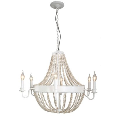Farmhouse Chandeliers On A Budget + Where To Buy