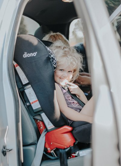 Why Quality Matters and Our Story. In 2014 We were in a car crash on a ten lane bridge in Canada. My Review On Our Diono Carseats