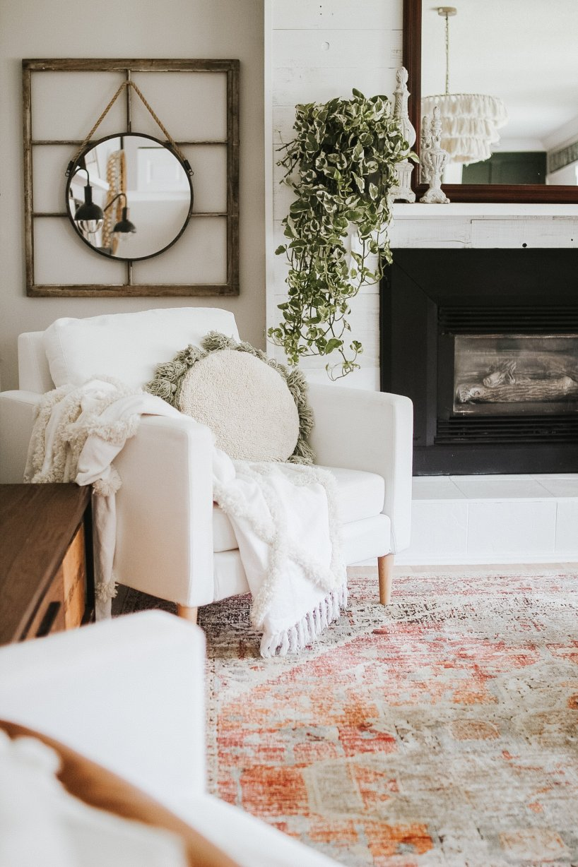 How to renovate your living room