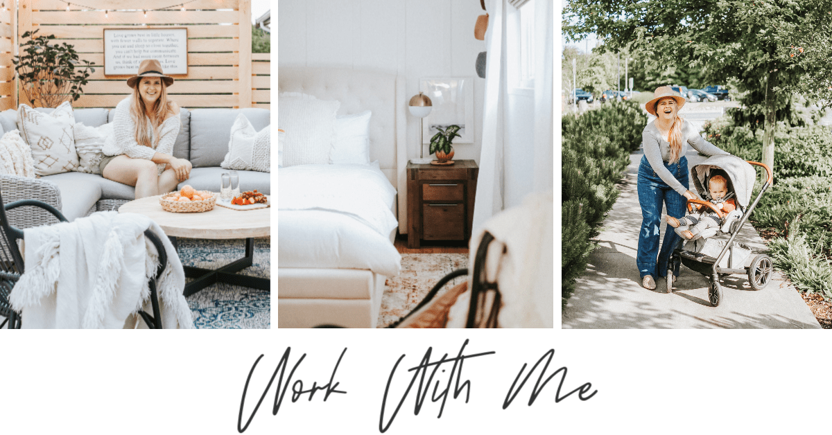 Work With Me - Collaborate With White Picket Farmhouse / Jessica Sara Morris