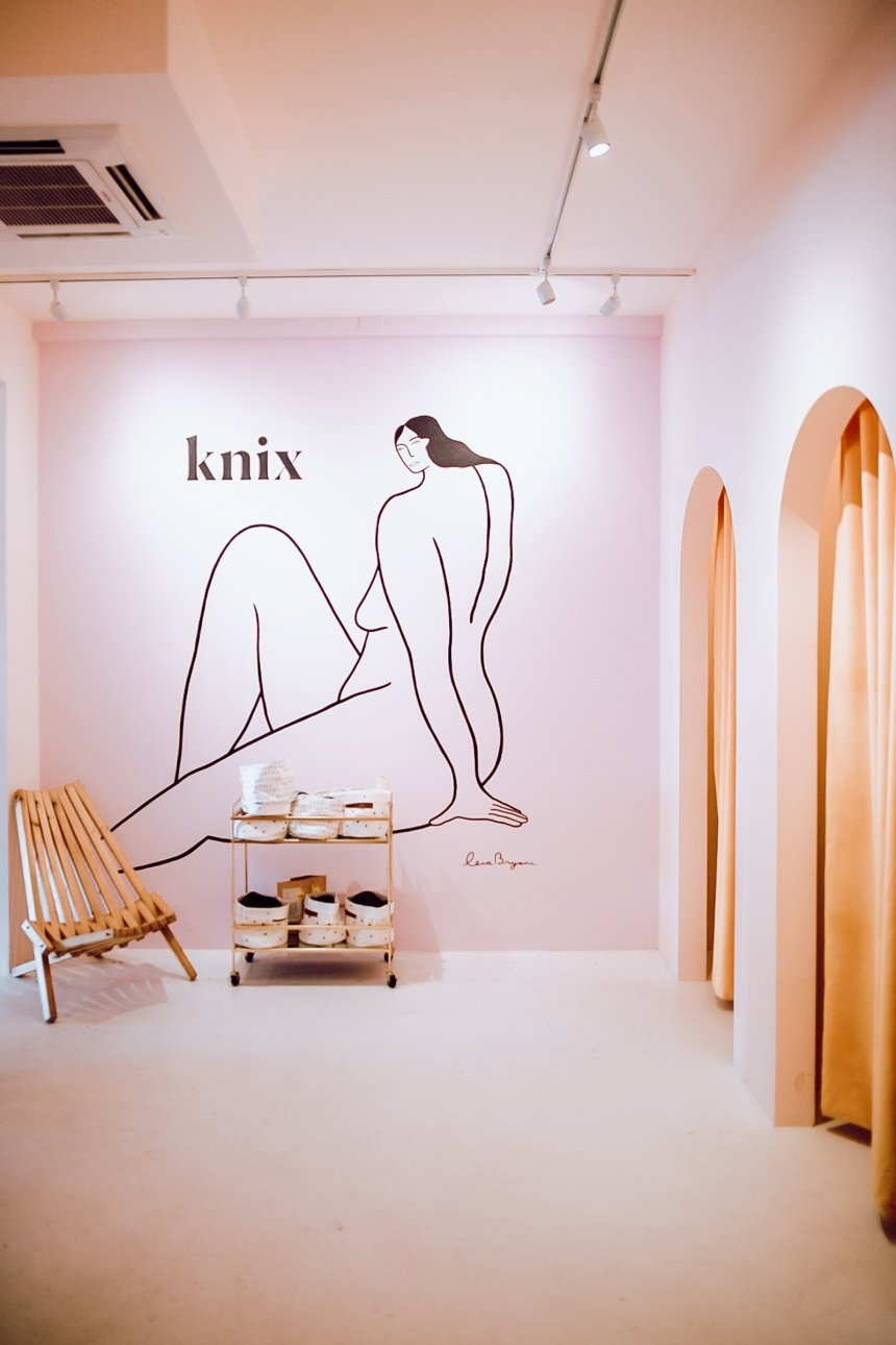 Bring Your Bestie To An Exclusive Event In Vancouver with Jillian Harris, Sarah Nicole Landry from The Birds Papaya and Joanna the Founder of Knix.