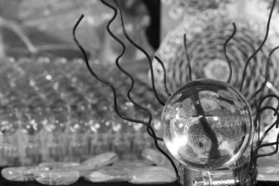 Scattered Glass by Heather Miller of WhiteRosesArt.com