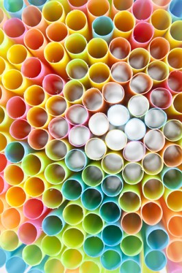 Straw Circles I by Heather Miller of WhiteRosesArt.com