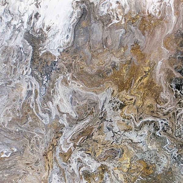 Canyon Falls by Heather Miller , WhiteRosesArt