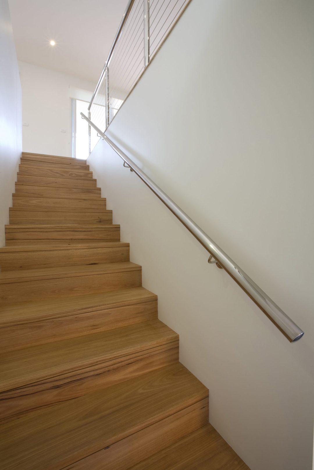 Hazelwood Beach House stairs
