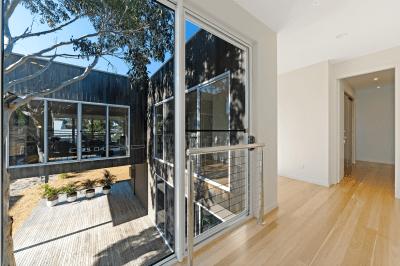 Hazelwood Beach House Hallway