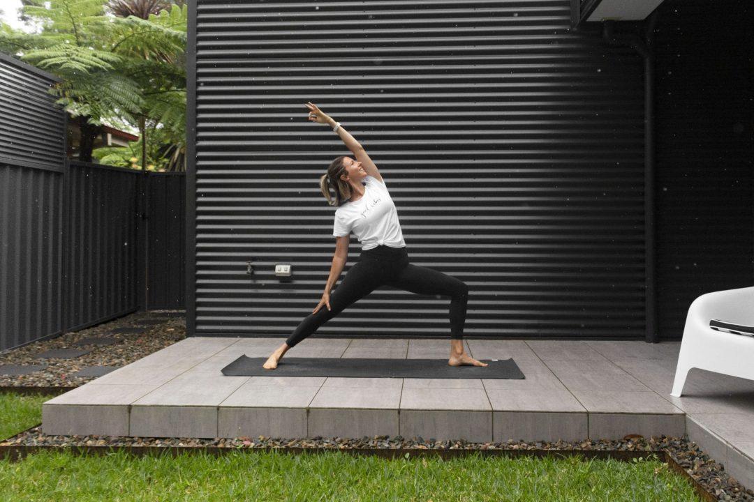 Booderee Villas yoga