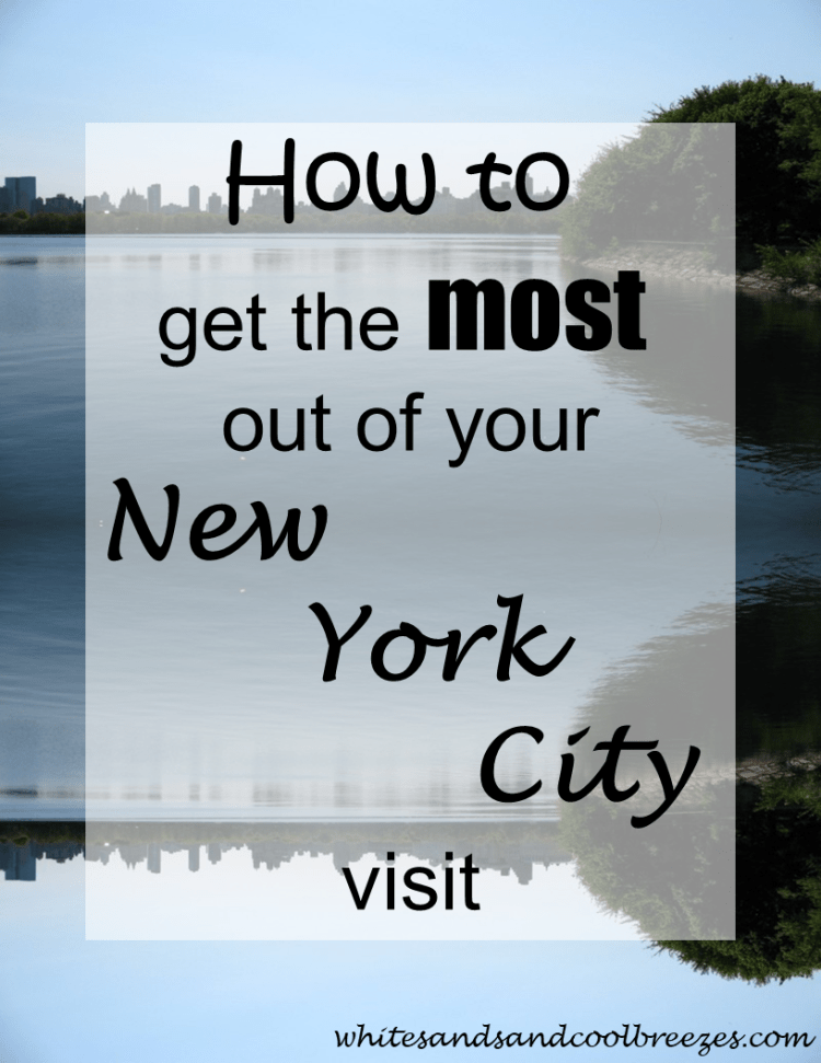 How to get the most out of your New York city visit. Are you planning a trip to New York City? Afraid your New York city visit is going to be too expensive to really enjoy your time? Well, let me tell you there's plenty to enjoy without spending a lot! Let me show you. #nyc #travel #newyorkcity
