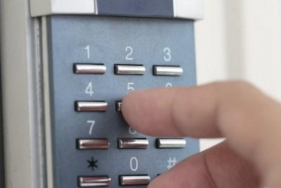 Paxton Access Control equipment