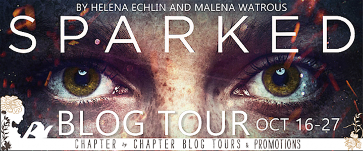 Sparked blog tour