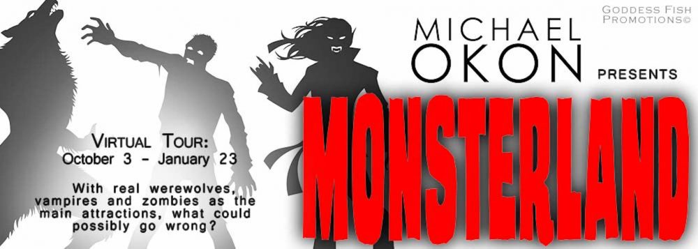 monsterland blog tour
