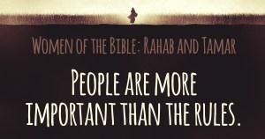 Tamar Rahab