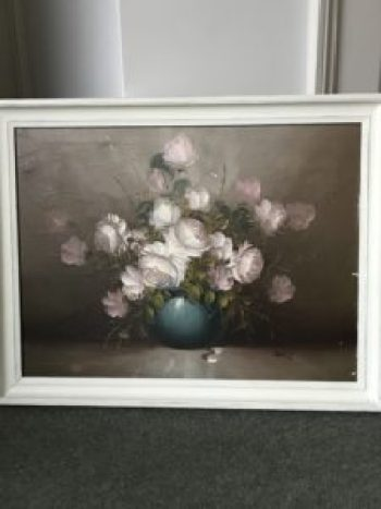 damaged oil painting 1 e1511253017595 225x300 - Paintings - Vintage and Thrifty Styling for the Home