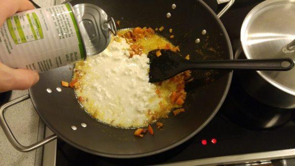 nem vegansk curry