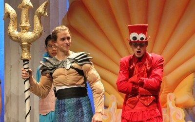 WCS Drama Club Presents Disney's The Little Mermaid