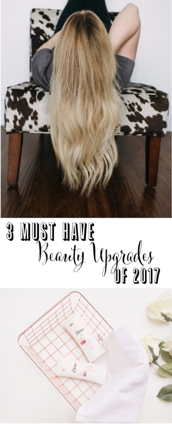 There are so many things you can do to upgrade your beauty routine WITHOUT taking more time out of your day. These 3 beauty upgrades are a breeze to do! | whitjxoxo