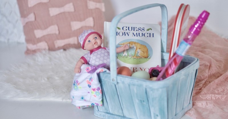 What To Put In Your Baby's Easter Basket