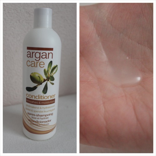 argan care condito Collage