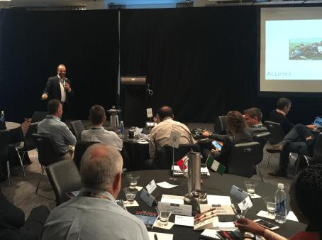 David Deutsch inspires CPAs with Social Media Savvy At Alliott Conference