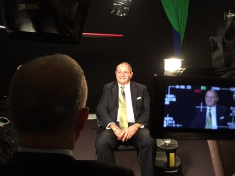 Phil Whitman interviewing Bruce Madnick, CEO of Friedman LLP