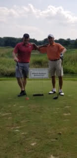 Phil Whitman with Walter Brasch