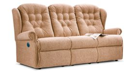 click to view the sherborne 3 seat fixed settee