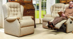 click to view sherborne lynton knuckle chair
