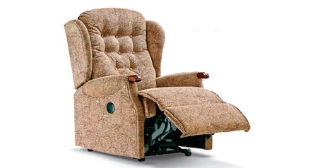 click to view the sherborne lynton knuckle manual recliner