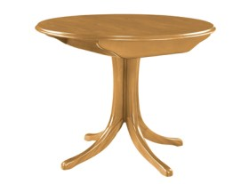 Trafalgar Circular Dining Table
