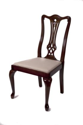 Reproduction Chippendale Dining Chair