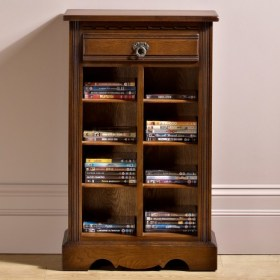 DVD/CD Storage Cabinet
