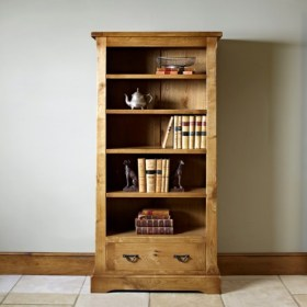 Chatsworth Bookcase with Drawer