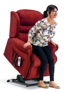 Ashford Lift and Rise Recliner