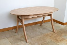 click to view the Andrena Albury Oval Fixed Top Table
