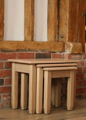 click to view pelham nest of tables