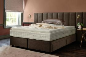 click to view the Hypnos Pillow Top Stellar Mattress