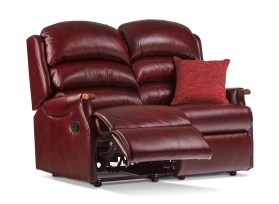 click to view the sherborne malham 2 seat powered reclining settee