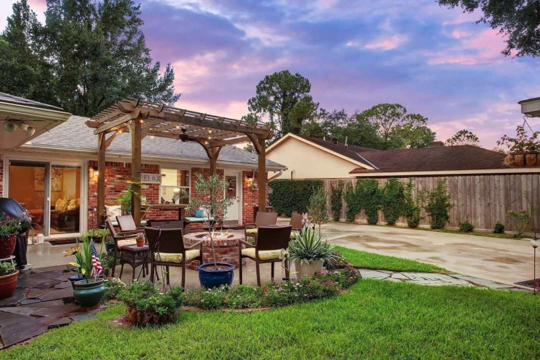 Houston Backyard Oasis