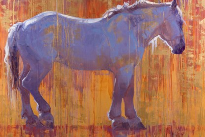 Art of the Horse: 5-Day Drawing & Painting Workshop, 2020 (TBD)