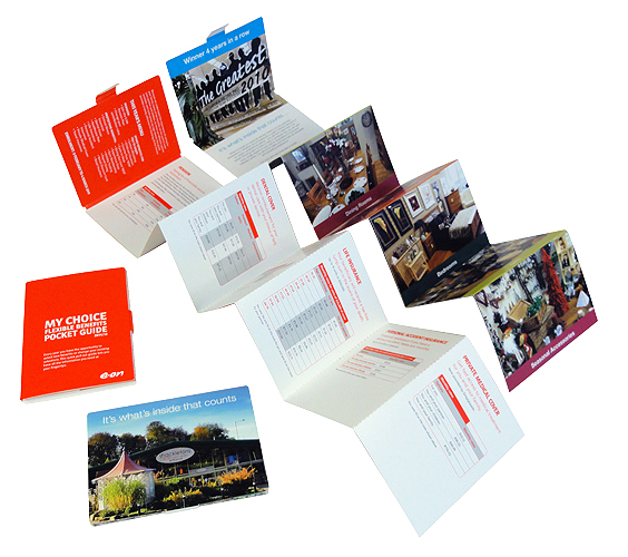 Small Brochures Are Versatile And Pocket Friendly