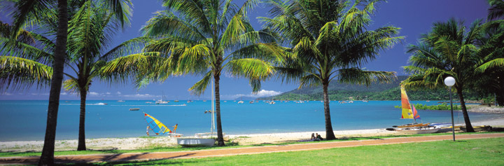 View To Mandalay Point Airlie Beach Picture Tour