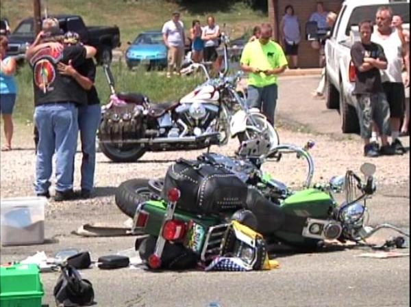 Court Date for Man Charged in Motorcycle Accident | WHIZ News