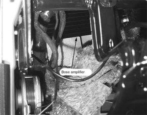 2000 ML320 Bose Amp  MercedesBenz Forum