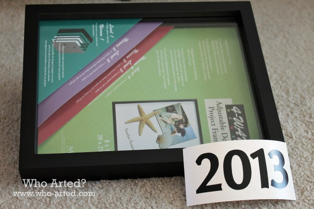 Shadow Box Time Capsule 02